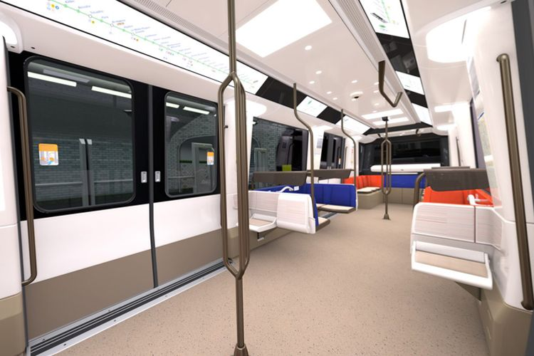 Interior-LED-light-Paris-subway-wagon