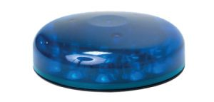 Gyrophare bleu flash Tornado LED