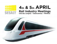 Retrouvez Sesaly au salon Rail Industry