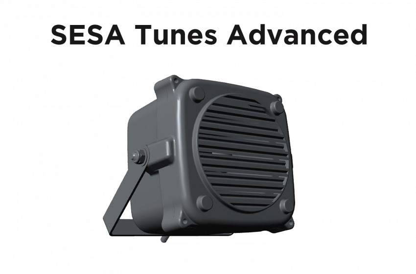 SESALY SESA Tunes Advanced son AVAS ECE R138